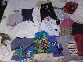 Saldo ropa para niño de 1a 2 años