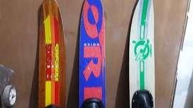 Juego de ski