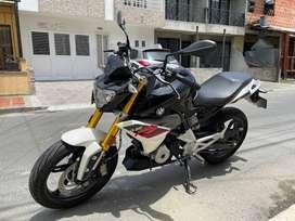 Moto BMW g310r
