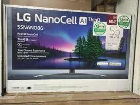 Televisor LG 55NANO86DNA