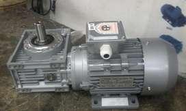 Motorreductor sin fin 40 1 Motor 3 hp Bifasico Bogota