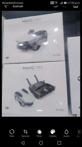 Dron mavic mini. Nuevo