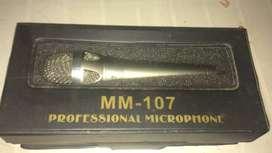 Micrófono code MM-107 profesional funciona 10/10