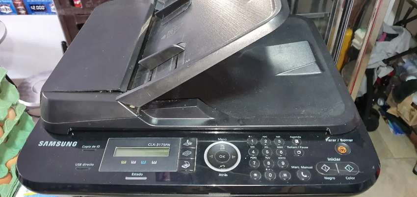 Impresora multifuncional 0