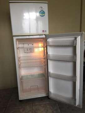 Vendo refrigeradora Lg