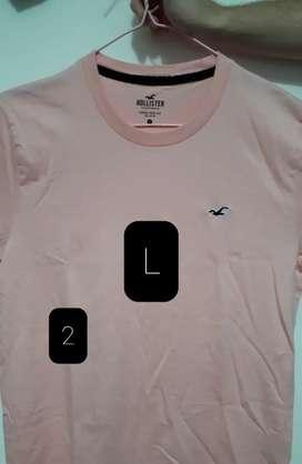 Camisetas originales nuevas de marca