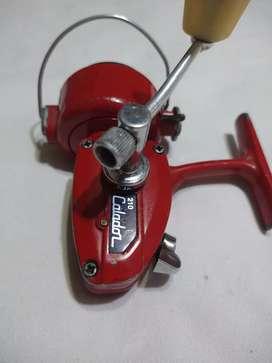 Reel calador 210
