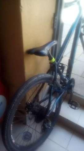 Bicicleta gw todo terreno