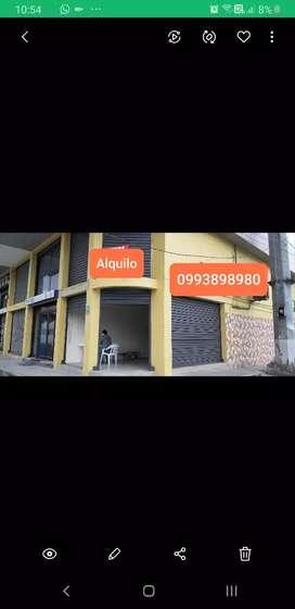 Alquilo LOCAL COMERCIAL excelente ubicación sector NORTE. 150 mt2