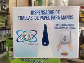 Dispensador de toallas