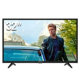 "Televisor Smart TV HD Panasonic 32"" TC-32FS500P Electrodomesticos Jared"