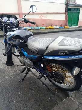 Vendo moto boxer ct100