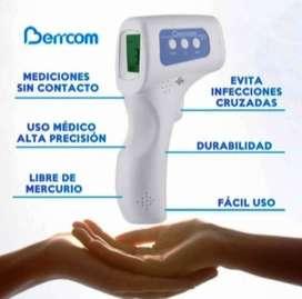 Termometro Digital Infrarrojo 1100 pesitos