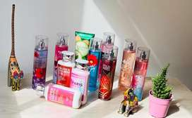 Splash y cremas de Victorias Secret originales