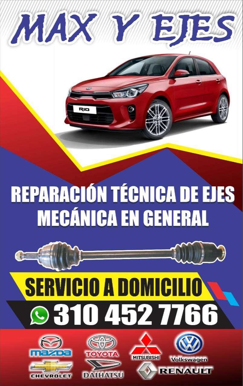 MECANICA AUTOMOTRIZ- SERVICIO A DOMICILIO