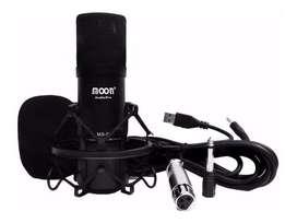 Microfono condensador moon ms01