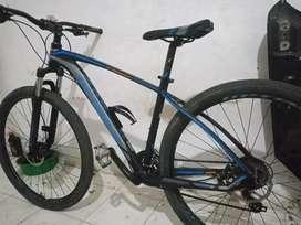 Bicicleta de segunda en muy buen estado