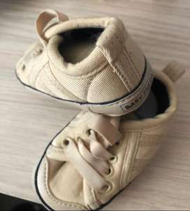 Zapatos para bebe de 3-6 meses