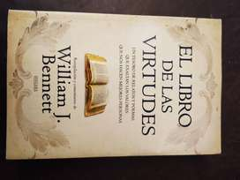 el libro de las virtudes , willian bennett