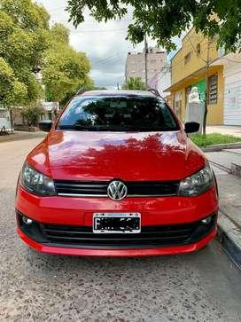 VW Saveiro, cabina doble, highline, 2015 con 40.000 km