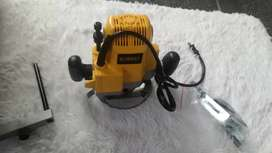 Ruteadora fresadora electrica 12mm 1/2