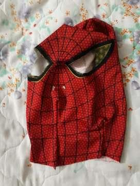 Vendo Disfraz de Hombre Araña