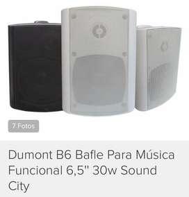 Parlantes Dumont B6