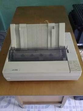Vendo impresora Epson matricial