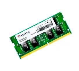MEMORIA PORTATIL DDR4 16GB ADATA 2400 (AD4S2400316G17-S)