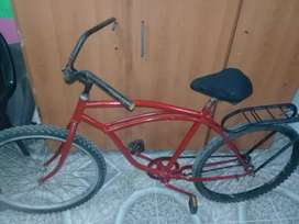 Vendo bici playera 26 muy buena en general