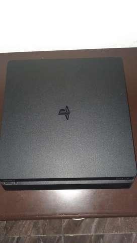 PS4 como nuevo