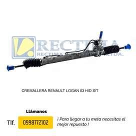 CREMALLERA RENAULT LOGAN, CLIO