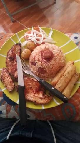 Cevende almuerzo