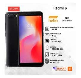 XIAOMI REDMI 6 DE 64GB