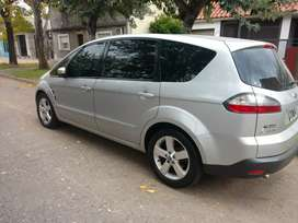 Vendo Ford smax impecable