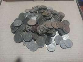 800 gr. monedas argentinas (cuproníqueles)