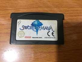 Juego Sword of Mana para Consola Nintendo Game Boy Advance Usado