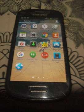 Celular Samsung Galaxy 3 Mini Gt18190 Funciona No Envio