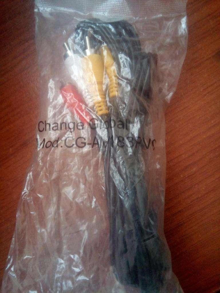 Cable Para Audio Y Video 0