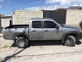 Camioneta D/C 4x4 BT50 TSX oudoort papeles al dia en buenas condiciones mecanicas el precio 18.500 es negociables