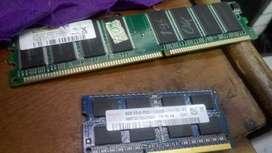 Memoria ddr3 de 4 gb