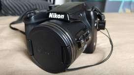 Camara Nikon Coolpix B500 Como Nueva! Funciona Perfecta!