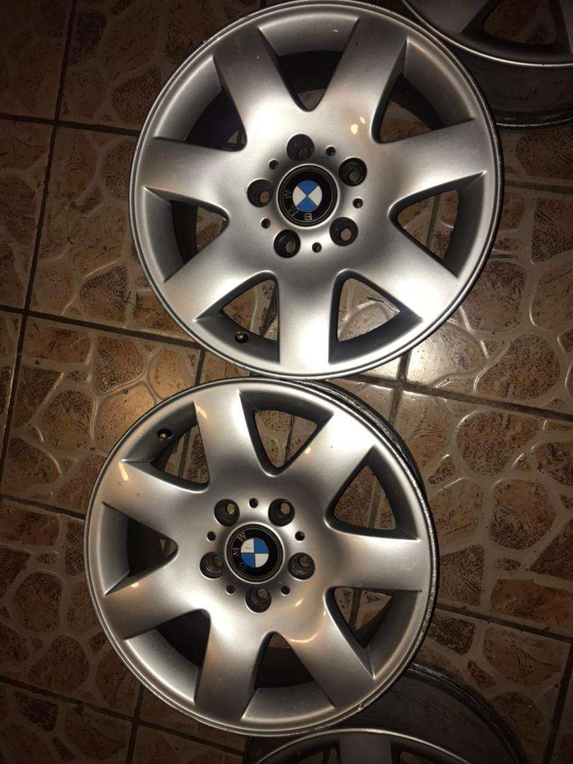 AROS 16 BMW 2002 IMPECABLES 0