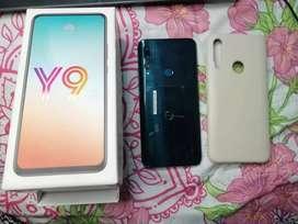 Vendo Huawei Y9 Prime. Dual sim
