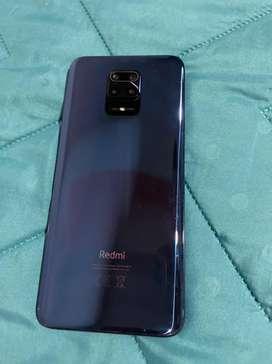 Vendo Redmi Note 9S 4/128