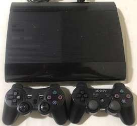 Vendo Play 3 UltraSlim 250Gb