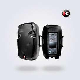 Cabina Activa 320w Bluetooth Kmas 15a Kohlt