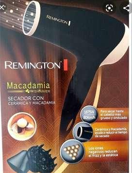 Secador remington macadamia