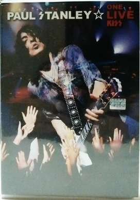 Paul Stanley - One Live Kiss _ DVD