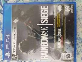 RainbowSix Siege PS4 Edición Deluxe